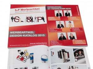 S&P Werbeartikel Design Katalog 2015