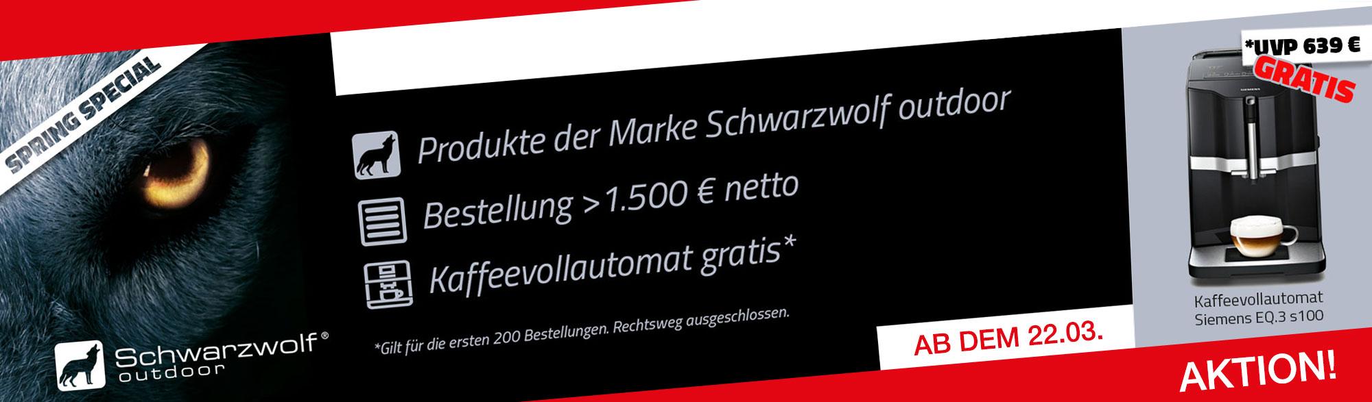 Slider Schwarzwolf Spring-Special