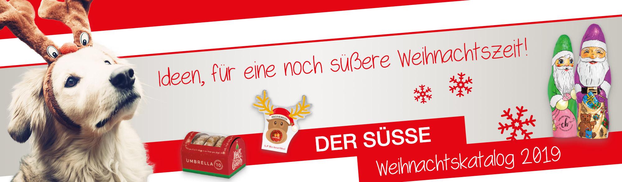 Slider – Der Süße Weihnachtskatalog