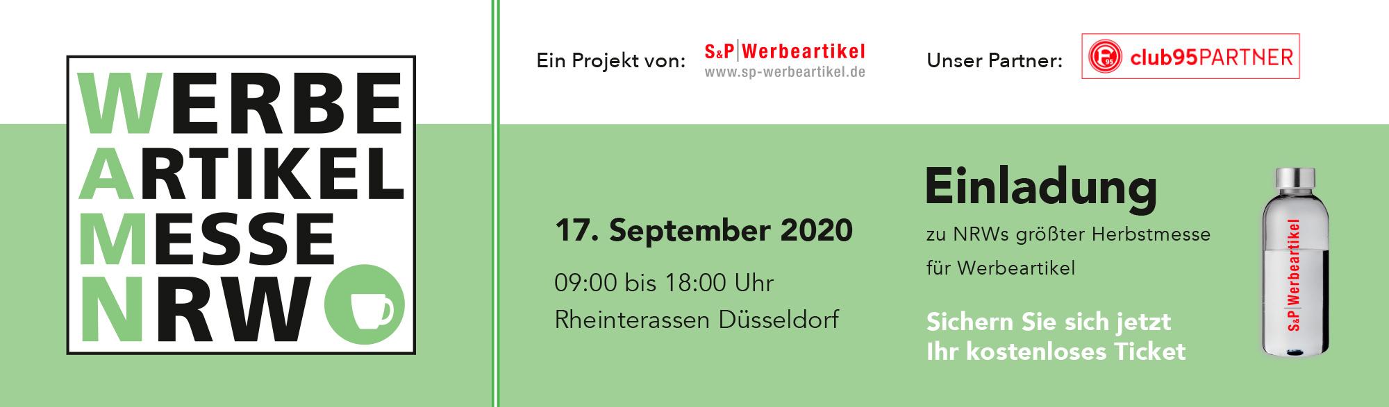 Werbeartikelmesse NRW 2020